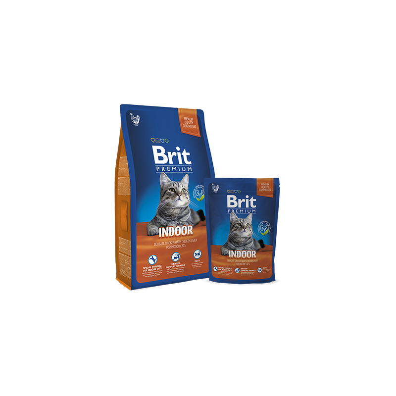 Brit Premium Cat Indoor