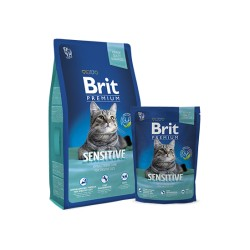 Brit Premium Cat Sensitive (Ягненок)