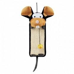 Triol Когтеточка-коврик веселая мышь