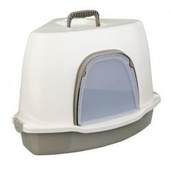 "Туалет ""TRIXIE"" для кошек "" Alvaro"", угловой"