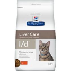 Hill's Prescription Diet l/d Liver Care Cat