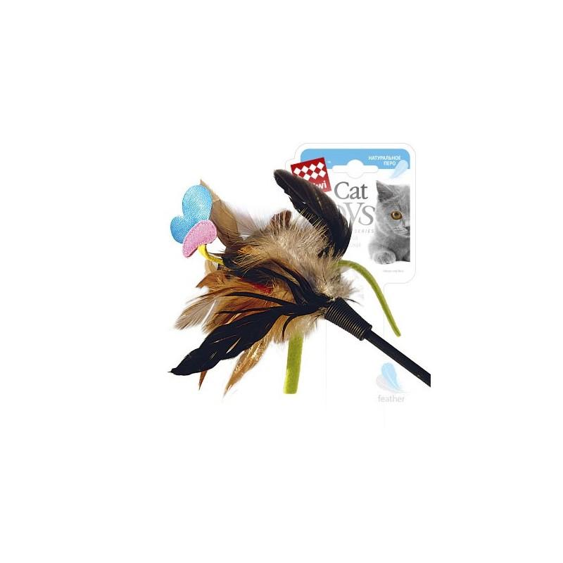 GiGwi Дразнилка с бабочкой