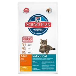 Hill's Science Plan Feline Adult Indoor Cat (Курица)