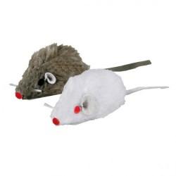 """Набор игрушек """"TRIXIE"""" в виде мышей, 160 шт"""