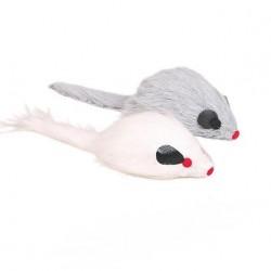 """Набор игрушек """"TRIXIE"""" в виде мышей, 48 шт"""