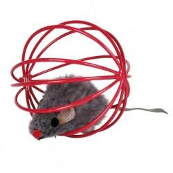 """Набор игрушек """"TRIXIE"""" мыши в шаре (24 шт)"""