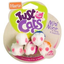 Набор мышек Hartz mini Mice 5 pack