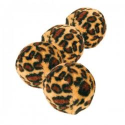"Игрушка ""TRIXIE"" для кошки ""Мячики"" диаметр 4 см (4 шт)"