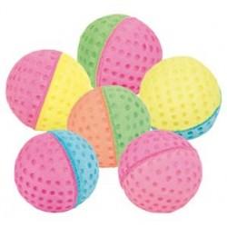 "Набор игрушек ""TRIXIE"" в виде мягких мячиков, 80 шт"