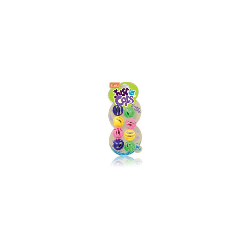 Игрушка для кошек «Восемь шариков с колокольчиком»