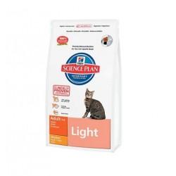 Hills Science Plan Feline Adult Light (Курица)
