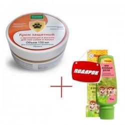 Пчелодар Крем защитный + Крем питательный