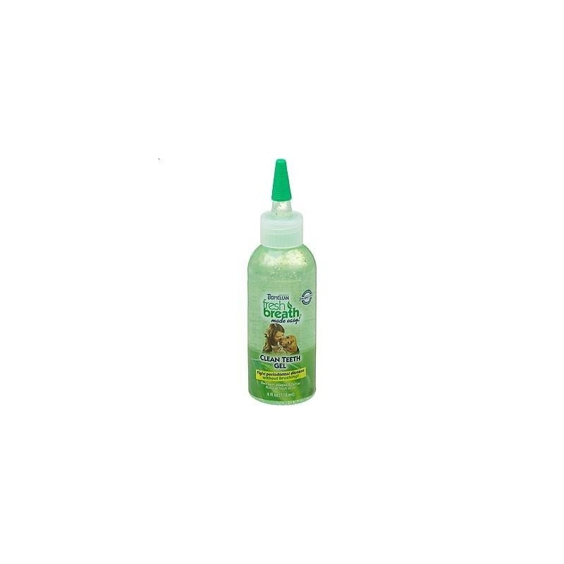 Гель для чистки зубов TropiClean Fresh Breath, 118 мл