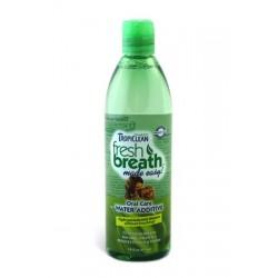 Жидкая зубная щетка Tropiclean Breath Water, 473 мл