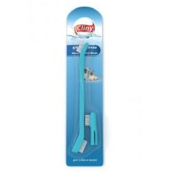 Cliny Зубная щётка+массажёр для дёсен