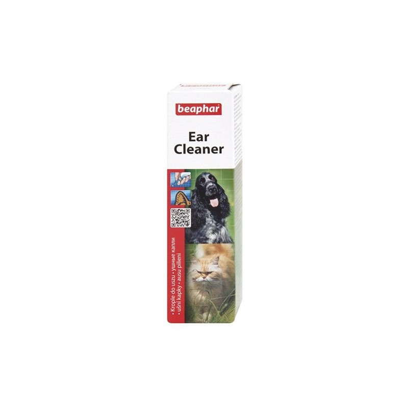 Средство Ear Cleaner для чистки ушей, 50 мл