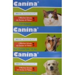 Canina Petvital Novermin Spot-on (капли на холку)