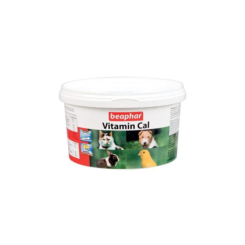Минеральная смесь Beaphar Vitamin Cal, 250 гр