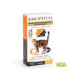 Veda Биоритм для кошек с курицей