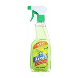 Mr Fresh Ликвидатор пятен и запаха, 3 в 1
