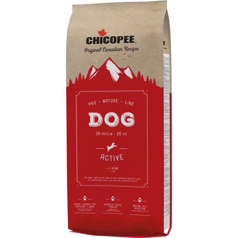 Корм для собак chicopee