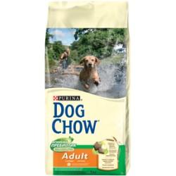 Dog Chow корм для взрослых собак (Курица) 14 кг