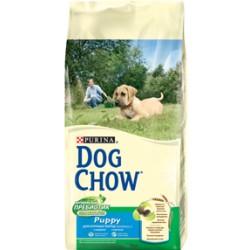 Dog Chow корм для щенков (Индейка), 14 кг