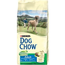 Dog Chow корм для взрослых собак (Индейка) 14 кг