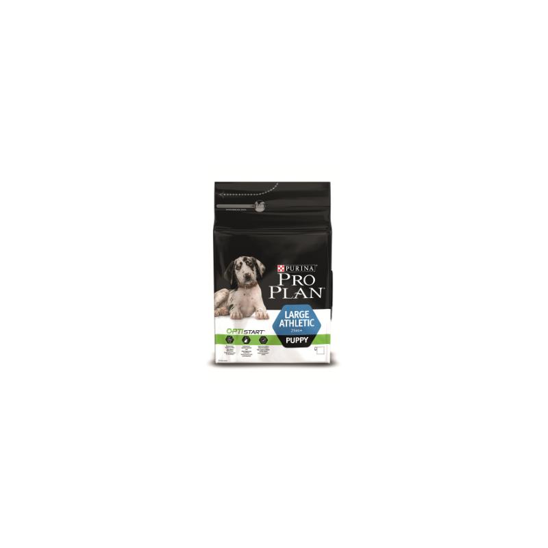 Pro Plan Puppy Large Athletic (Ягненок и рис) (3 кг)