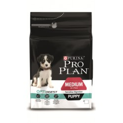 Pro Plan Puppy Sensitive Digestion для щенков (Ягненок, рис)