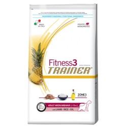 Trainer Fitness Adult Medium/Maxi Lamb & Rice, 12,5 кг
