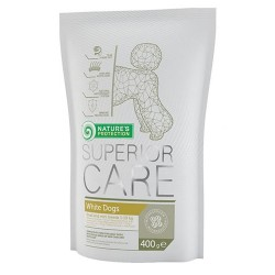 NP Superior Care White dog Small breed Adult