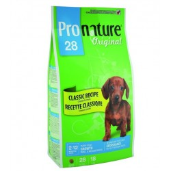 Pronature Original 28 Puppy S&M Breeds Chicken