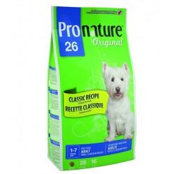 Pronature Original 26 Adult Small Medium Dog Chicken