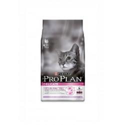 Purina Pro Plan Delicate (Индейка, рис)