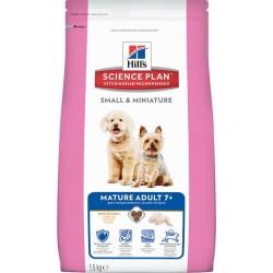 Hill′s Science Plan Canine Mature Adult Small&Miniature Ckn&Turkey