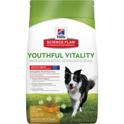 Hill′s Science Plan Canine Mature Adult 7+ Youthful Vitality Medium