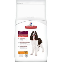 Hill′s Science Plan Canine Adult Medium Advanced Fitness Ckn