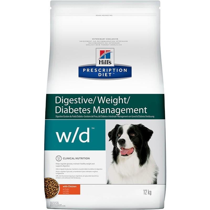 Hill′s Prescription Diet w/d Digestive/Weight Management