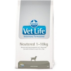 Farmina Vet Life Neutered Dog 1-10 кг