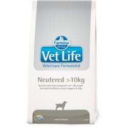 Vet Life Neutered Dog  > 10 кг