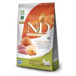 Farmina N&D Dog GF Pumpkin Boar & Apple Adult Mini