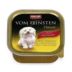 Vom Feinsten Classic (Говядина, сердце индейки), 150 гр