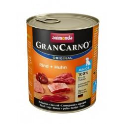 Gran Carno Fleisch Junior с говядиной и курицей