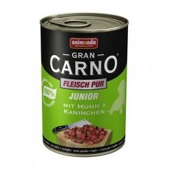 Gran Carno Fleisch Junior (Курица, кролик), 400 гр