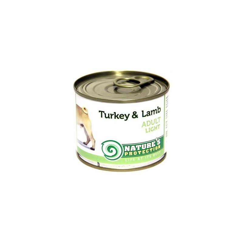 NP Dog Adult Light Turkey & Lamb (Индейка, ягненок)