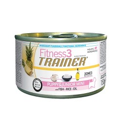 Trainer Fitness Puppy & Junior Mini Fish & Rice, 0,15 кг