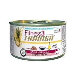 Trainer Fitness Adult Mini Lamb & Rice, 0,15 кг
