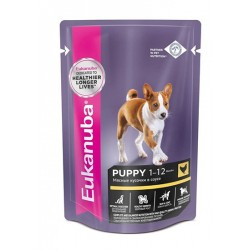 Eukanuba Pappy 1-12 Chicken