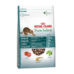 Royal Canin Pure Feline Vitality (Рыба)